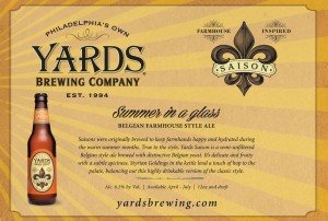 yards saison